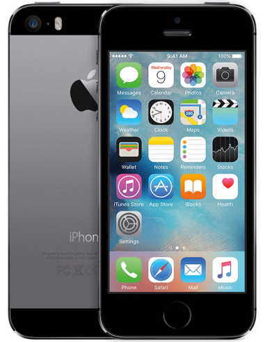 Apple iPhone 5S 16GB Space Gray...