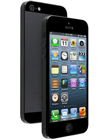 Apple iPhone 5 16GB Black Slate...