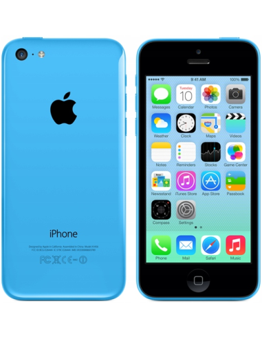Apple iPhone 5C 8GB Blue (Niebieski)