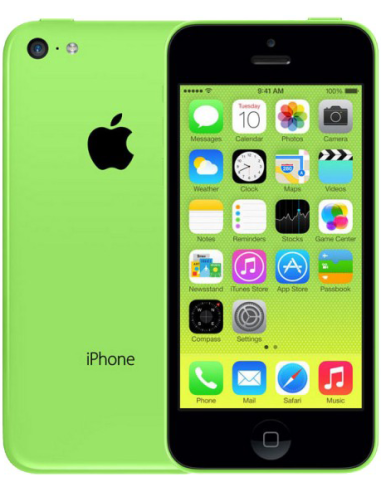 Apple iPhone 5C 8GB Green (Zielony)