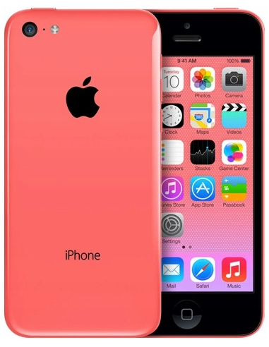 Apple iPhone 5C 8GB Pink (Różowy)