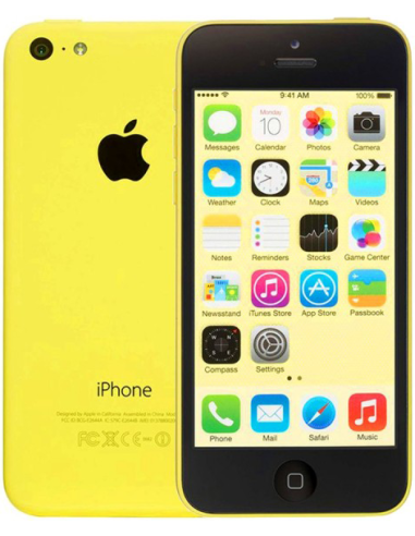 Apple iPhone 5C 32GB Yellow (Żółty)