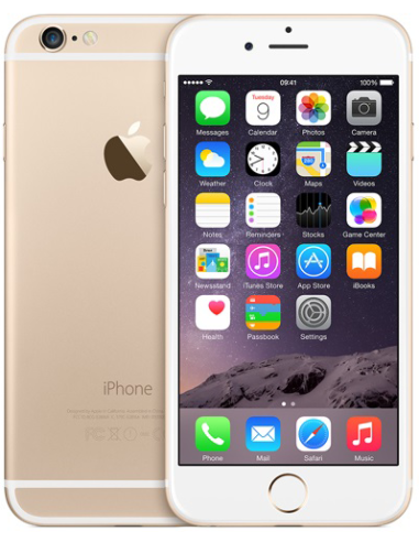 Apple iPhone 6 16GB Gold (Złoty)