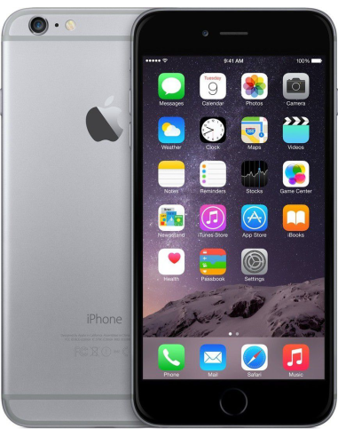Apple iPhone 6 Plus 128GB Space Gray...