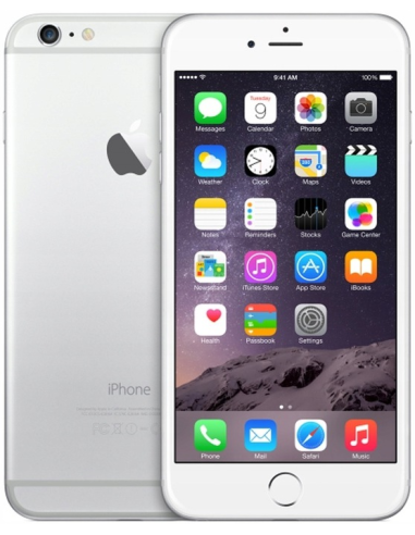 Apple iPhone 6 Plus 128GB Silver...