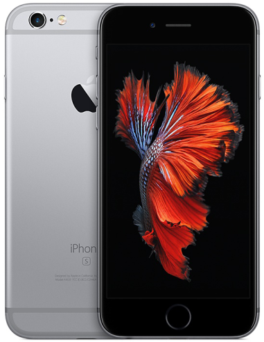 Apple iPhone 6S 64GB Space Gray...