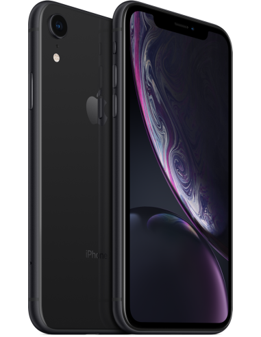 Apple iPhone XR 256GB Black (Czarny)