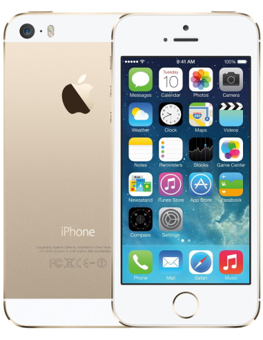 Apple iPhone 5S 64GB Gold (Złoty)