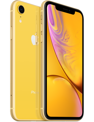 Apple iPhone XR 256GB Yellow (Żółty)