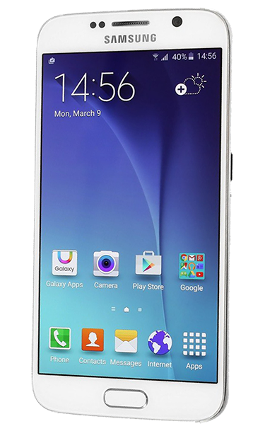 Samsung S6 White Pearl
